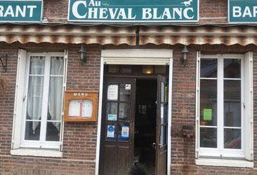 Au Cheval Blanc - Cerisiers