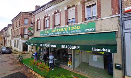 Le Sporting Bar - Villeneuve l'Archevêque