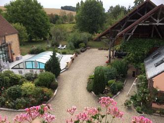 Gite Villa Fournaudin
