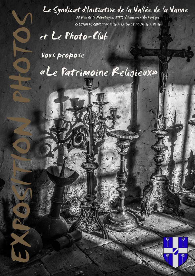 Exposition Photo - Le patrimoine Religieux