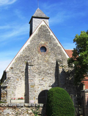 Saint Joseph et Saint Fiacre de La Postolle