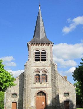 Eglise Saint-Maurice de Saint-Maurice aux Riches-Hommes