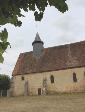 Eglise Saint-Maurice de Vareilles