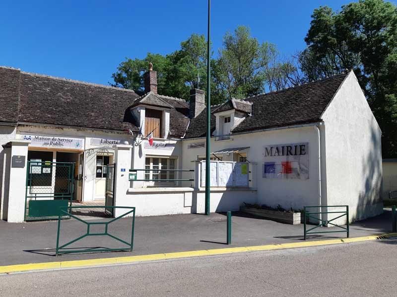 Mairie des Vallées de la Vanne