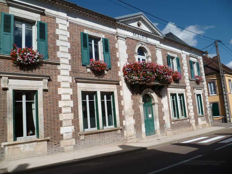 Mairie d'Arces-Dilo