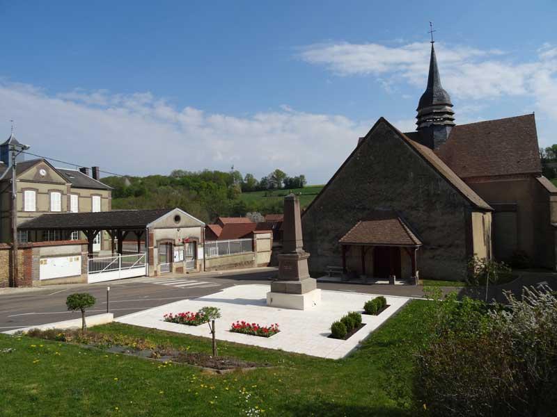 Mairie de Bœurs-en-Othe