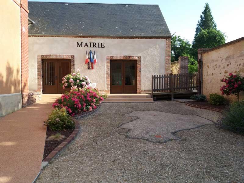 Mairie de Bagneaux