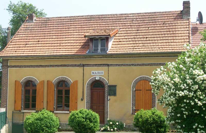 Mairie de Cérilly