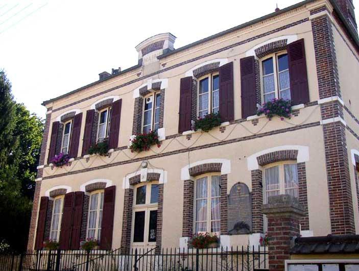 Mairie de Fournaudin