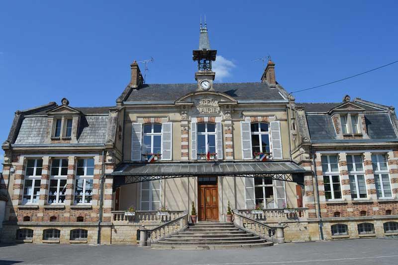 Mairie des Sièges