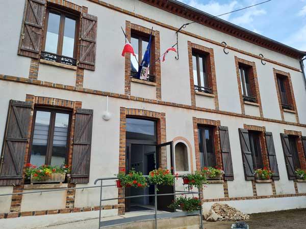 Mairie de Foissy-sur-Vanne