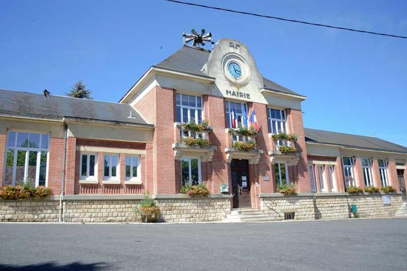 Mairie de Vaudeurs