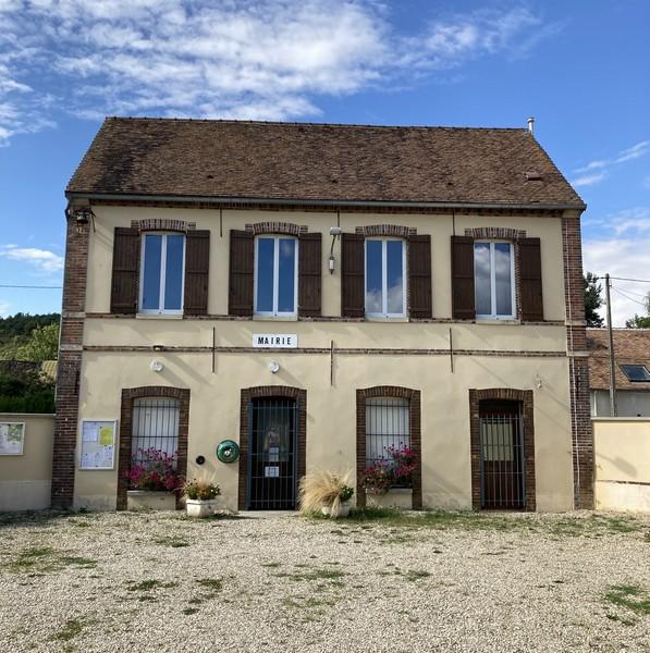 Mairie de Pont sur Vanne